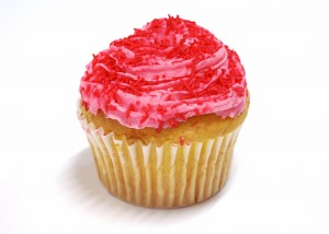 Pink Cupcake photo by Richard Dudley on Stock Exchange