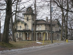 Port Perry home