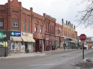 Downtown Port Perry